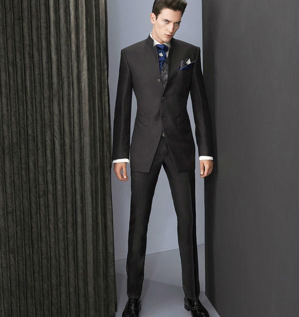 Beispiel: Mode für den Bräutigam, Foto: Milano Männermode.