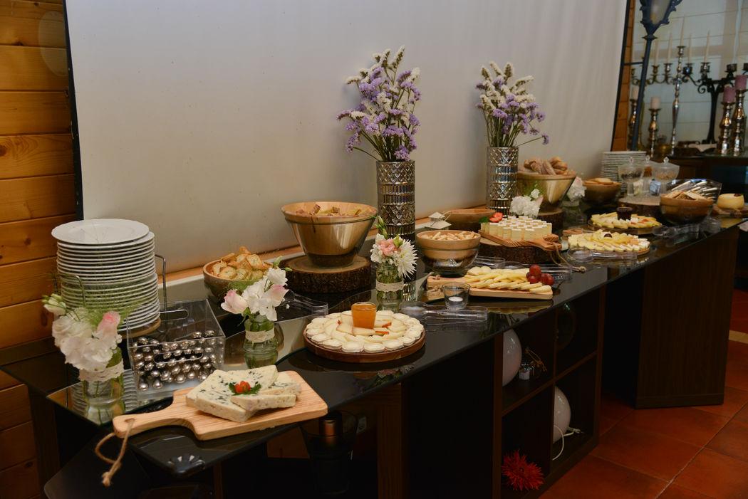 Prenúncio de Festa - Catering
