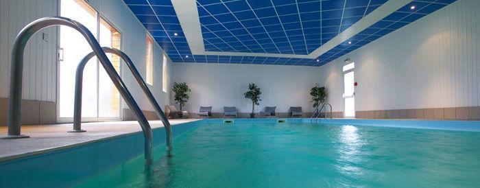 Domaine de Bel Air - La piscine