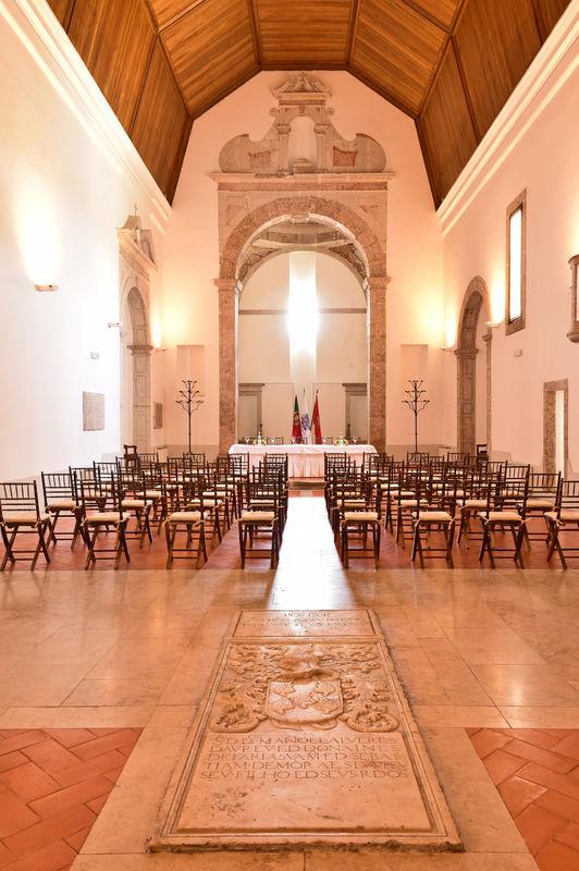Cerimónia antiga igreja