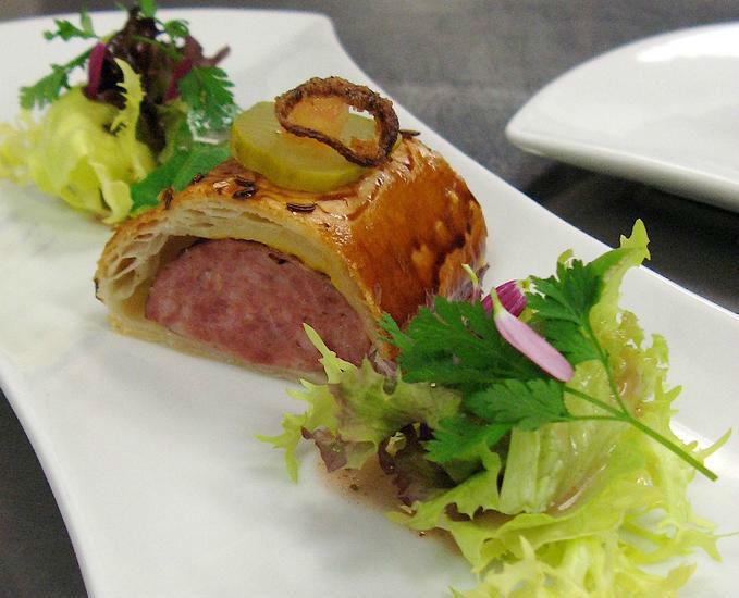 Beispiel: Gastronomie, Foto: Parkhotel Langenthal.