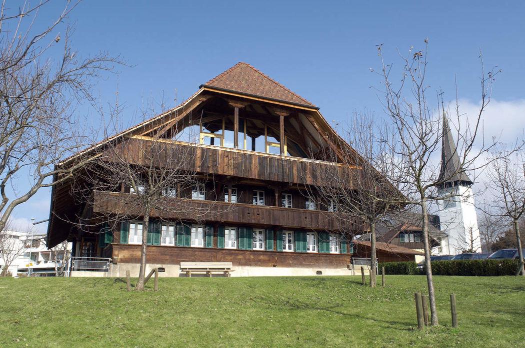 Reberhaus Bollingen