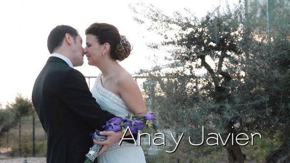 Presentación Boda de Ana y Javier
