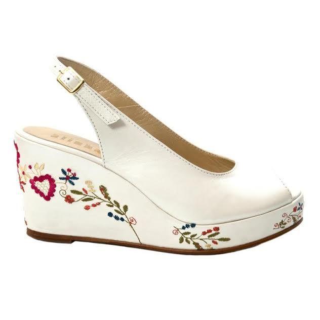 Sapatos Namorar Portugal Begónia-Osiris - Pérola
