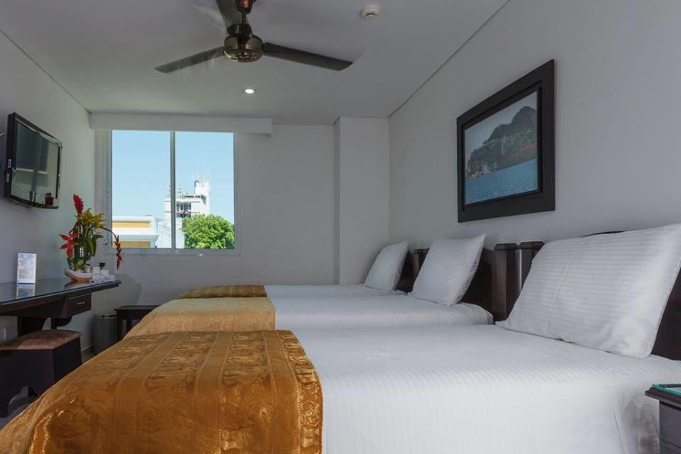 Santa Marta Real Hotel