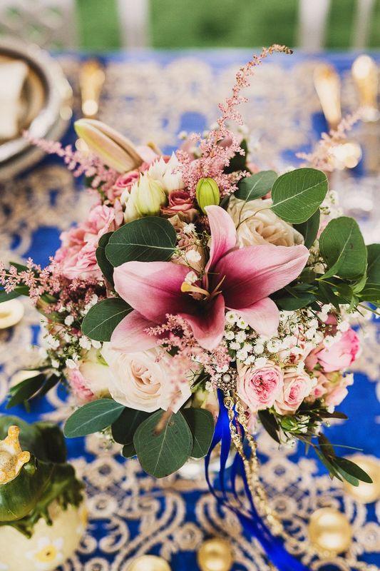 Lilien und Princess-Roses...❤