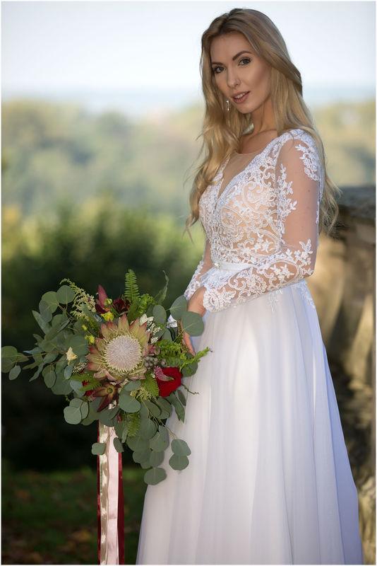 Suknie Ślubne Novari