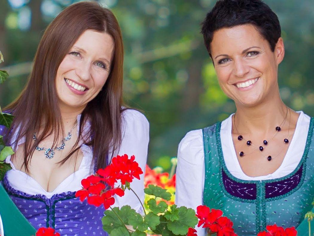 Wir freuen uns über Ihre Kontaktaufnahme! Tanja & Karin