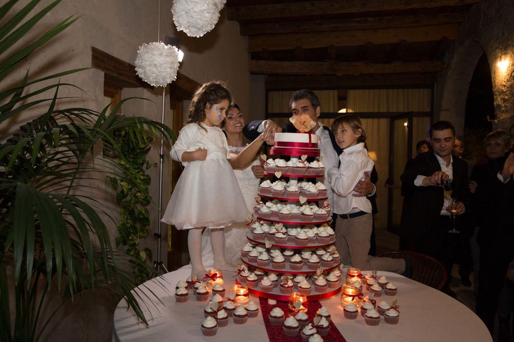 Wedding Cupcakes - Villa Pera Pianzano TV-