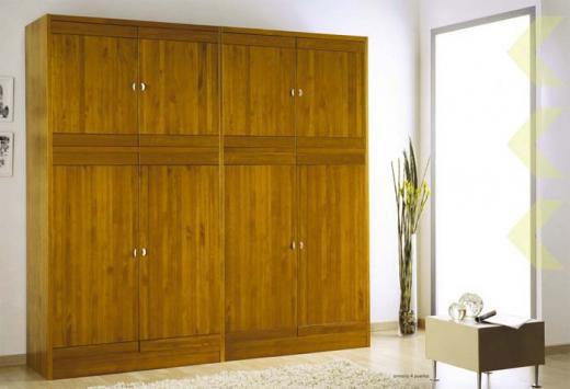 Muebles La Tinaja. Dormitorio Rústico