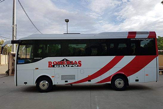 Autocares Romerías