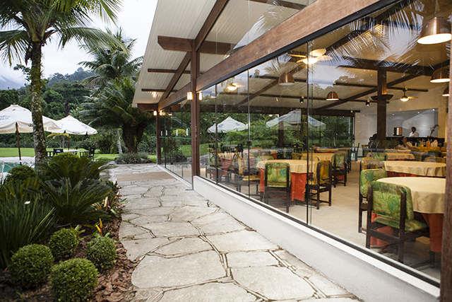 Hotel do Bosque - Angra dos Reis