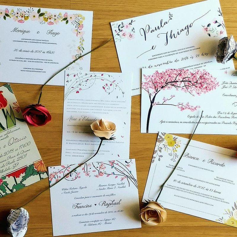 Wedding Convites