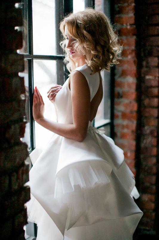 Свадебная фотосессия в лофте