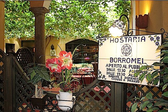 Hostaria Borromei