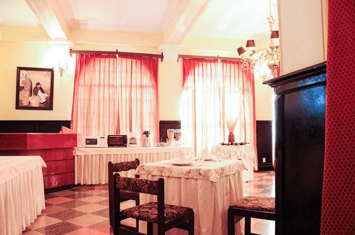 Hotel Presidente Huancavelica