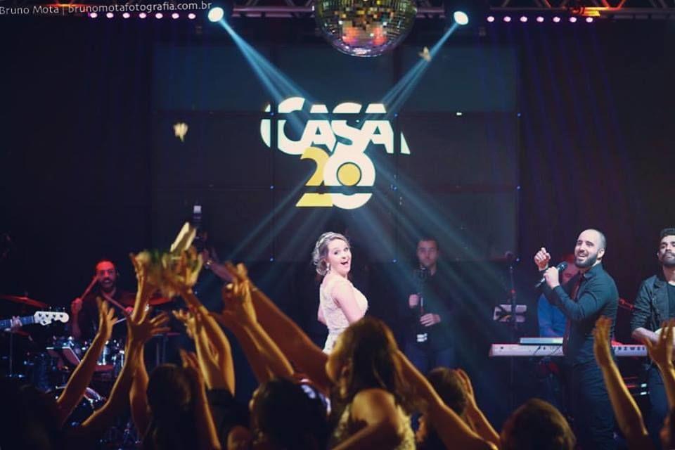 Banda Casa 20