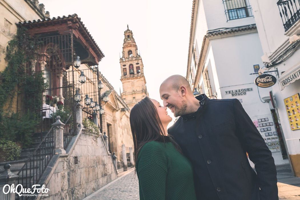 Preboda en la judería de Córdoba - OhQueFoto