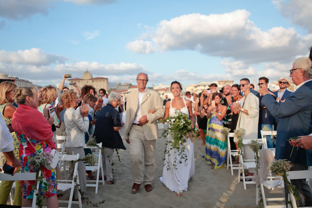 Wedding on the Beach, Viareggio, Scatti d'Amore Wedding Photo Tuscany, Scatti d'Amore , ANFM,Fotografo Matrimonio Firenze Toscana