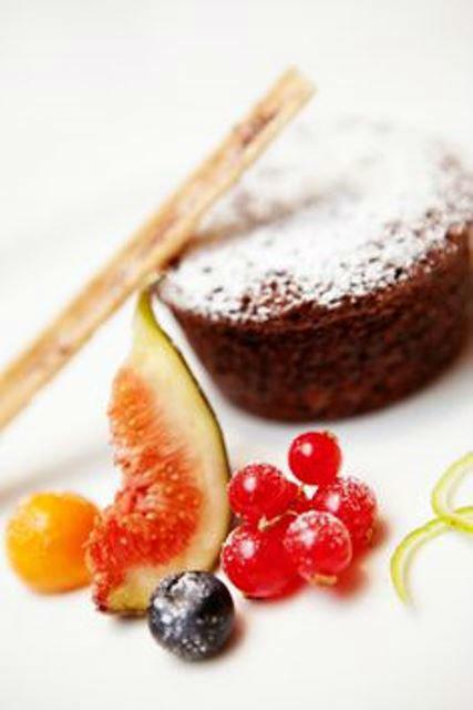 Beispiel: Serviervorschlag - Dessert