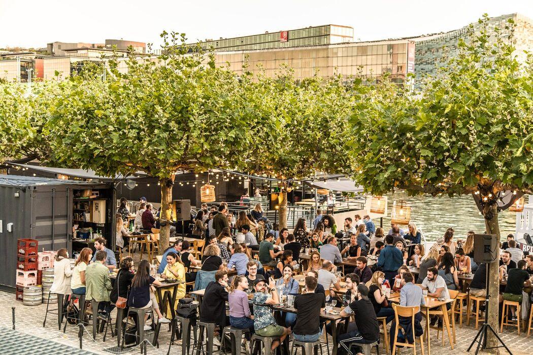 La Démesure sur Seine