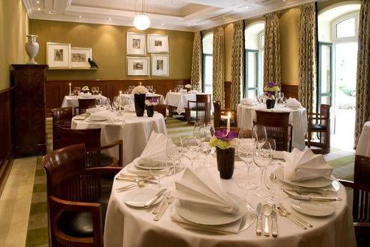 Beispiel: Restaurant, Foto: Domero Hotel Brandenburger Hof.