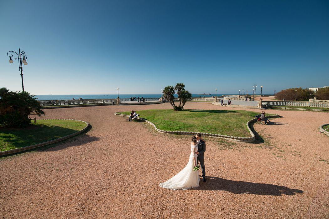 Ritratto panoramico alla Terrazza Mascagni