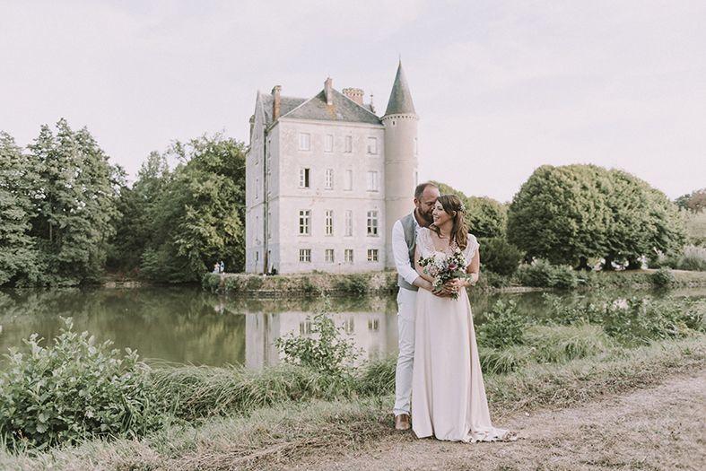 Charlie & Rich - Château de la Motte Husson