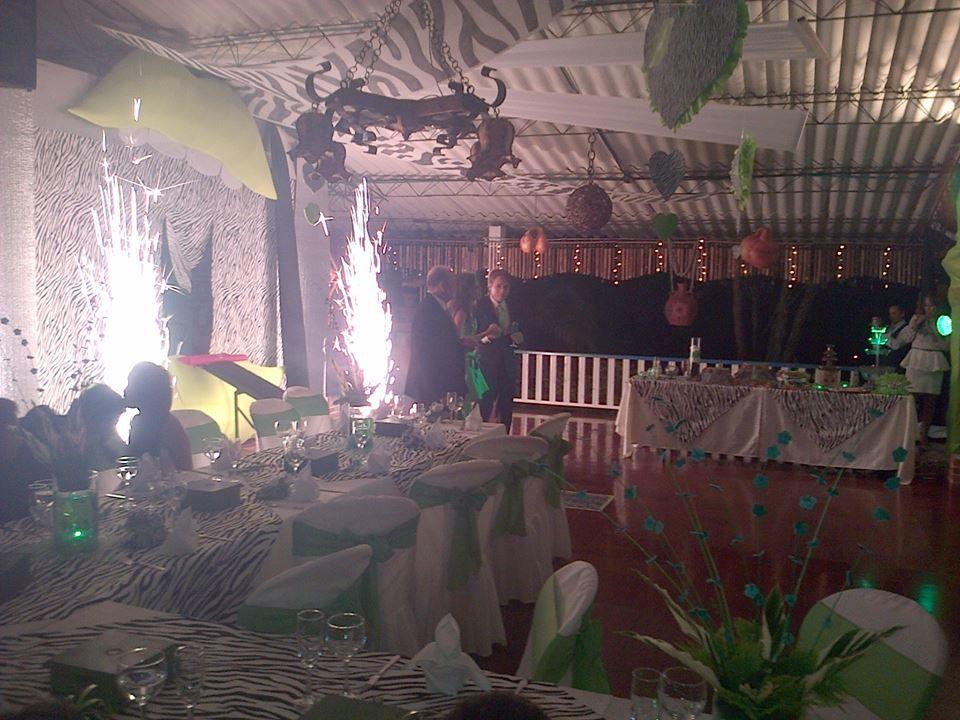 Casa Verde Restaurantes