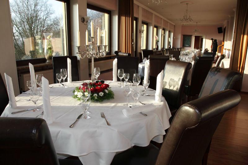 Beispiel: Hochzeitslocation mit Ambiente, Foto: La Villa Henkenberg.