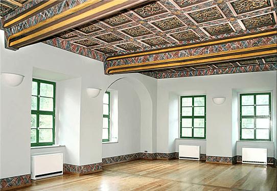 Beispiel: Trauzimmer, Foto: Renaissanceschloss Ponitz.