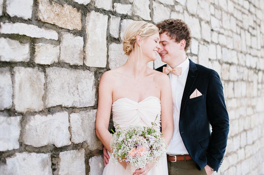 Beispiel: Hochzeitsfotografie, Foto: Nadine Frech Fotografie.