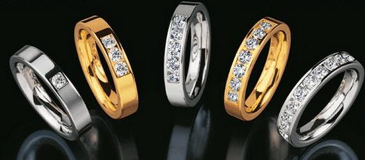 Beispiel: Memoiresringe, Foto: Juwelier Uhren Görde.
