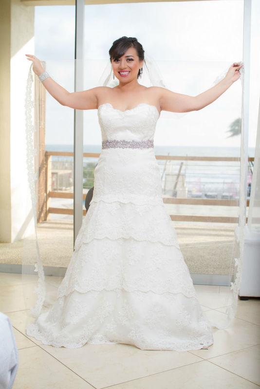 Bride Pride.