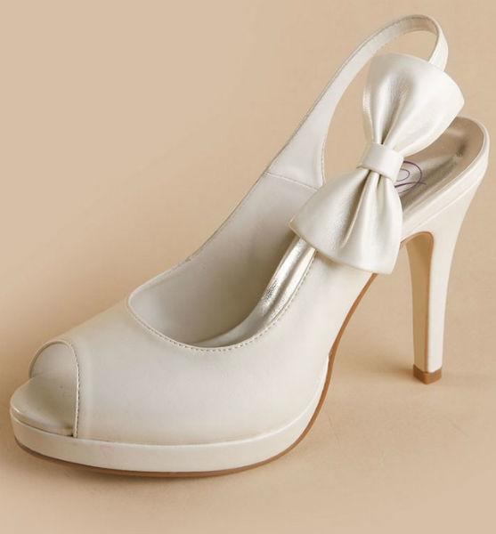 Chaussures de mariée Dejean
