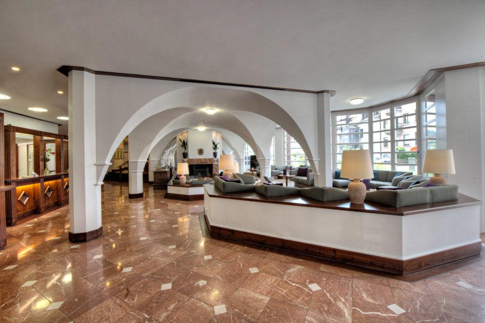 Beispiel: Lobby, Foto: Hotel Chlosterhof.