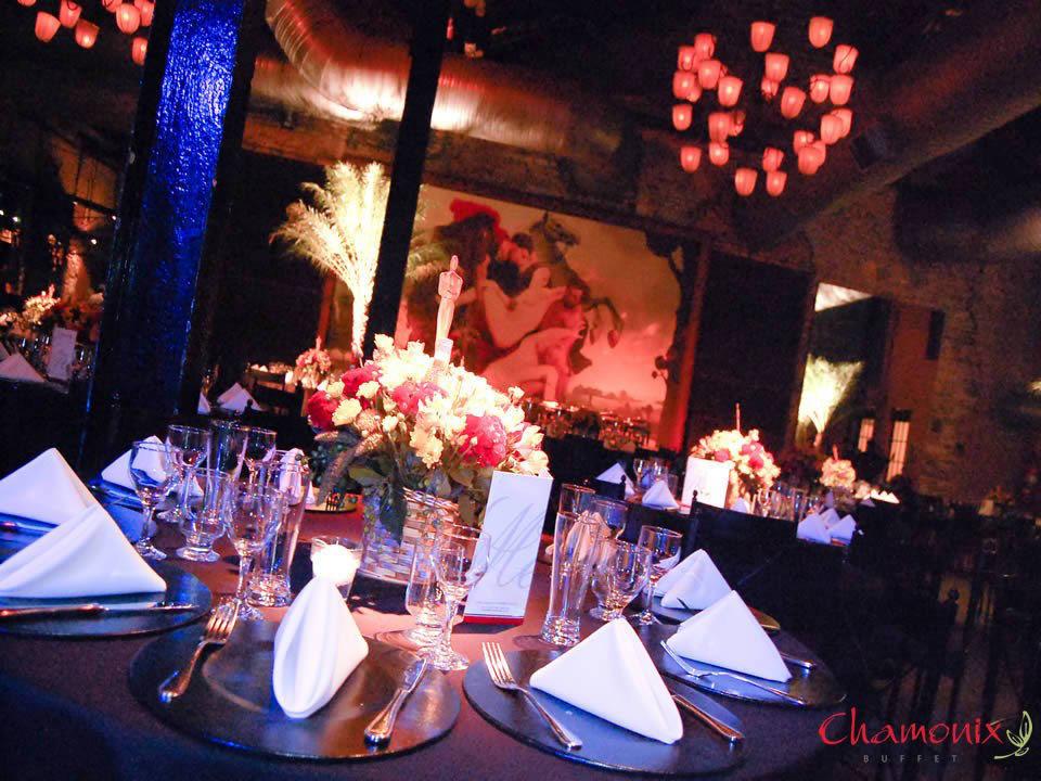 Chamonix Buffet