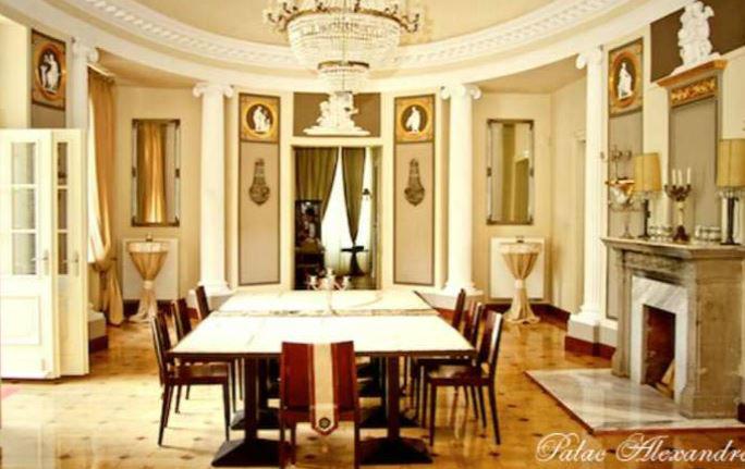 Pałac Aleksandrów