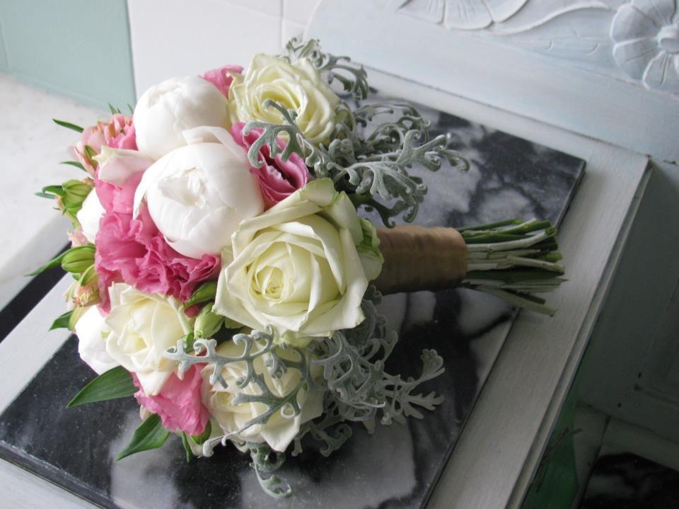 Bouquet de Noiva Peoneas 1