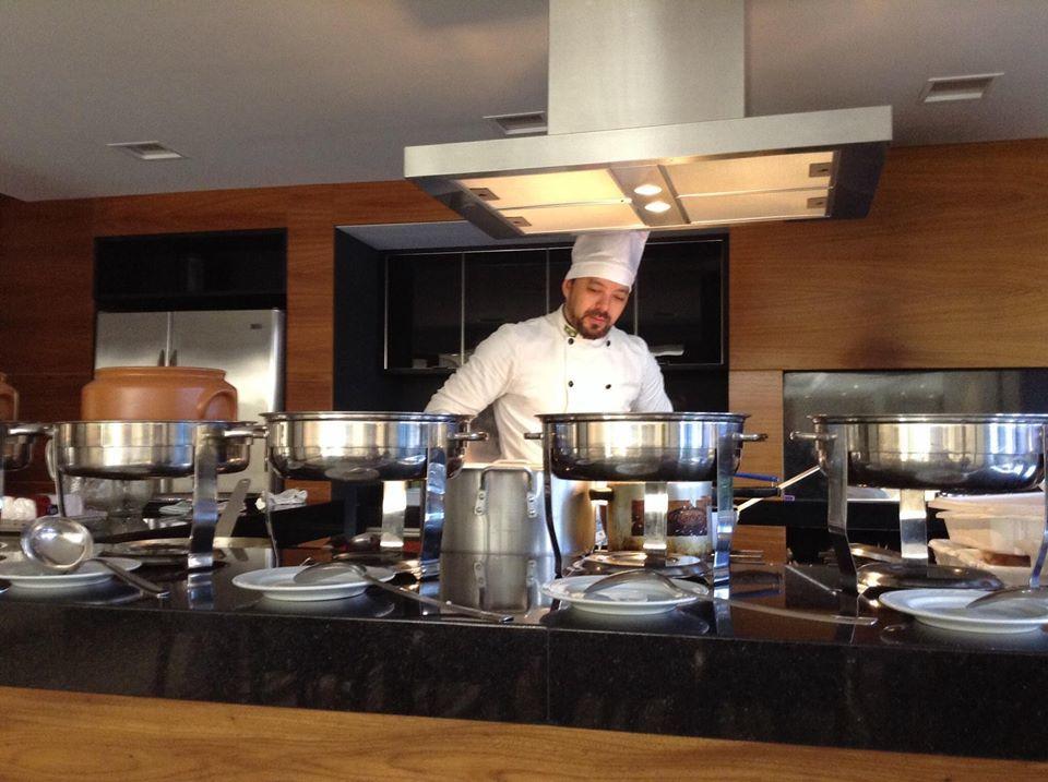 Chef em Casa - Guilherme Takeda