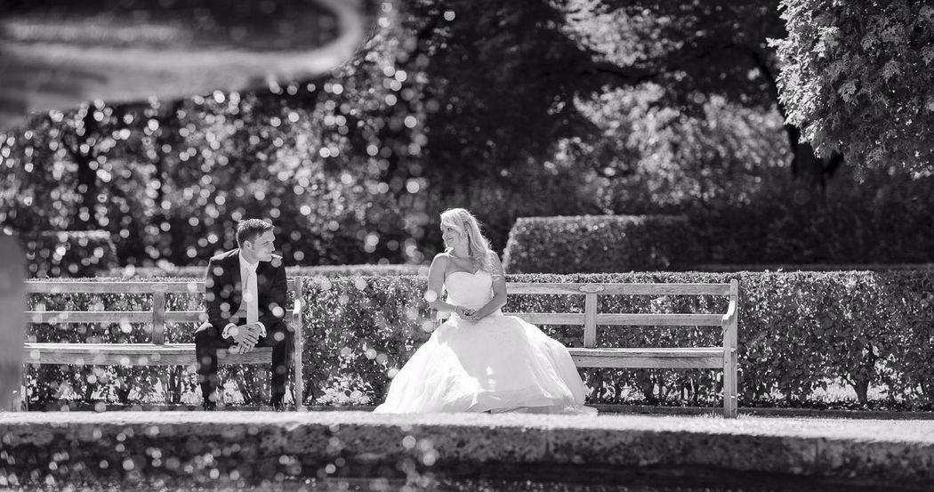 White and Light - Hochzeitsfotografie in München