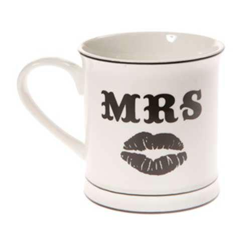 Taza Cerámica Mrs