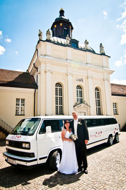 Trabi-XXL und VW T3-Limo-Berlin
