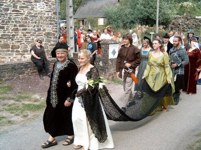 Masía Medieval
