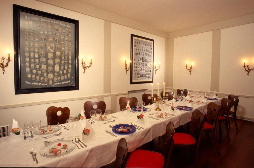 Beispiel: Salon Kremslehner, Foto: Hotel Regina.