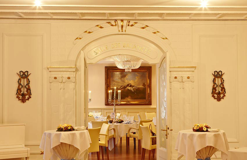 Beispiel: Apéro, Foto: Hotel des Balances.