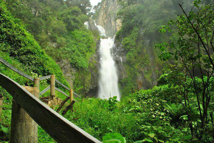 Cascada de Tulimán