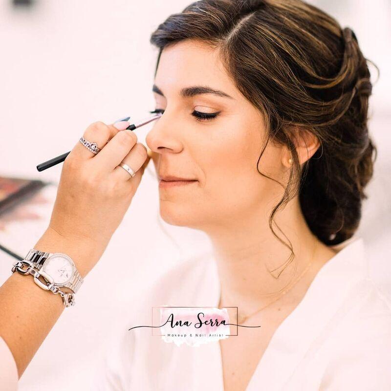 Ana Serra Makeup and Nails