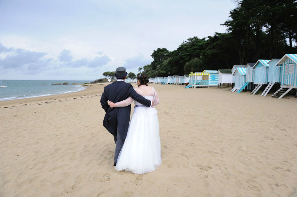 Mariage à Noirmoutier. Floasis Events wedding planner - Photo Karine Wender