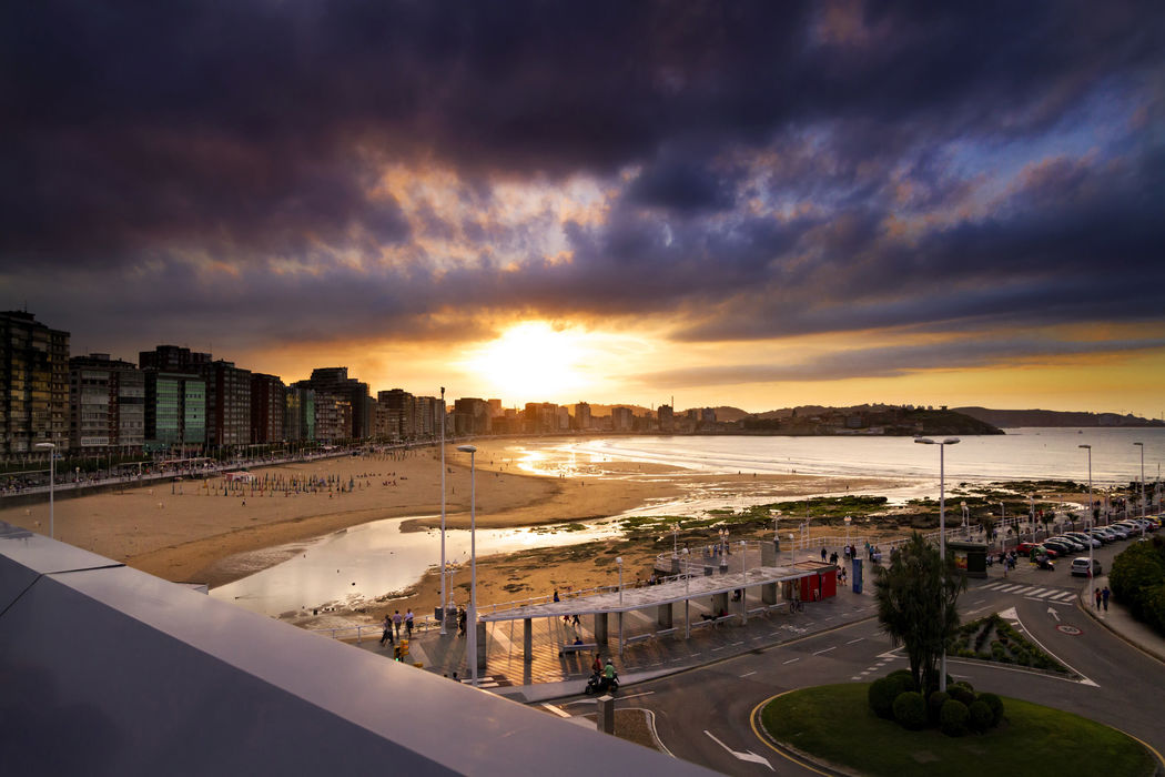 Hotel abba Playa Gijón
